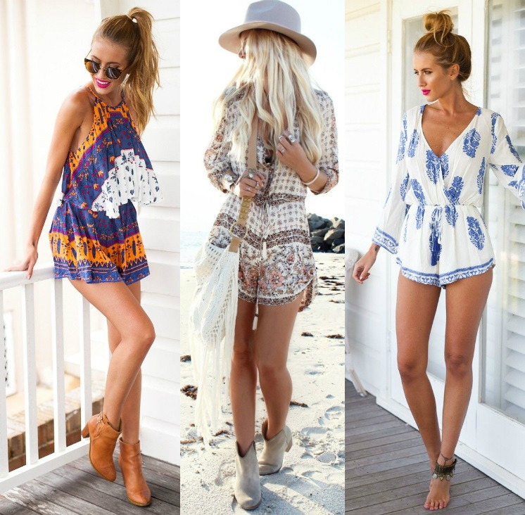 Boho Style Fashion Time